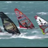 High Wind surfing in Fuerte